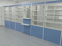 Мебель для аптек, витрины для аптек