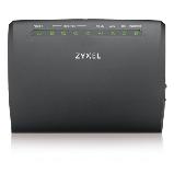 Zyxel AMG1302-T11C Беспроводной маршрутизатор ADSL2+, Annex A, 2xWAN (RJ-45 и RJ-11), фото 2