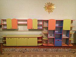 Шкаф-купе для детского сада, фото 2