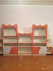 Шкаф-купе для детского сада, фото 3