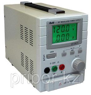 Одноканальный источник постоянного напряжения (120 В, 1 А) QJ12001X