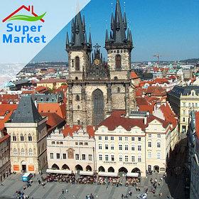 Товары из Чехии