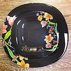 Столовый сервиз Luminarc Минуэт Блэк-Minuet Black 46 предметов, фото 3