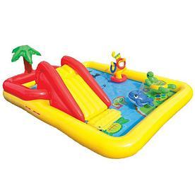 Игровые и водяные центры
