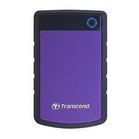 Внешний HDD 1TB Transcend StoreJet TS1TSJ25H3P