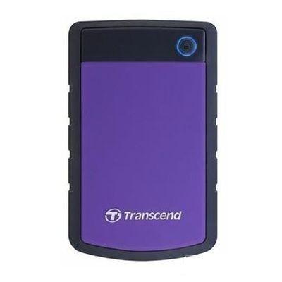 Внешний HDD 1TB Transcend StoreJet TS1TSJ25H3P, фото 2