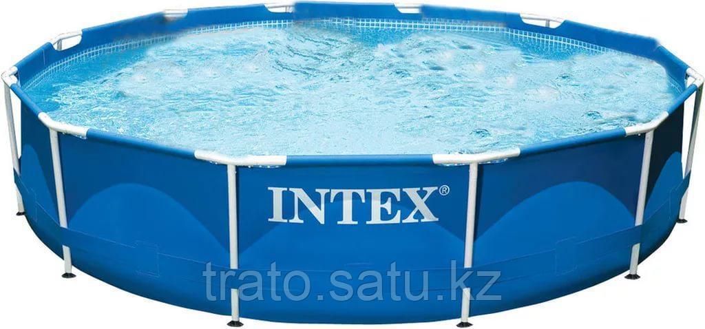 Каркасный бассейн 366х76 Intex