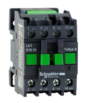 Контактор LC1E 1810Q5 18А 380В 50 Гц (1вел) Schn El (1)