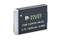 Аккумулятор PowerPlant Canon NB-5L 1200mAh