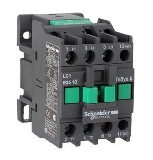 Контактор LC1E 2510M5 25А 220В 50 Гц (2вел) Schn El (1)