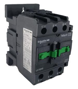 Контактор LC1E 40Q5 40А 380В 50 Гц (3вел) Schn El (1)
