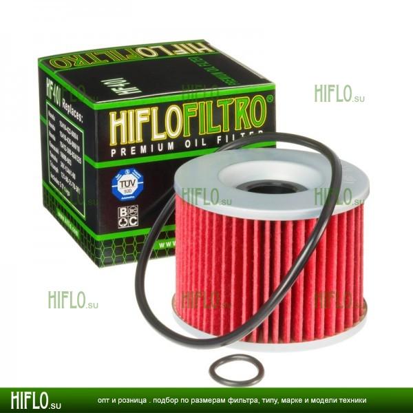 Масляные фильтры HiFlo HF401 на мотоциклы марок: Yamaha /Guzzi/ Kawasaki /Honda /Bimota/ Benelli