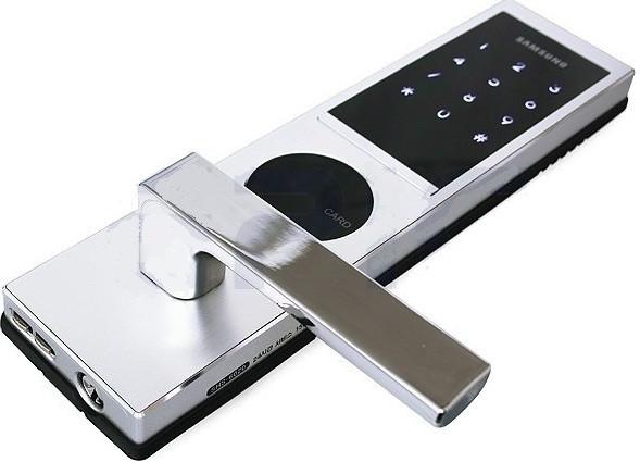 Врезной электронный замок Samsung SHS-6020/H635