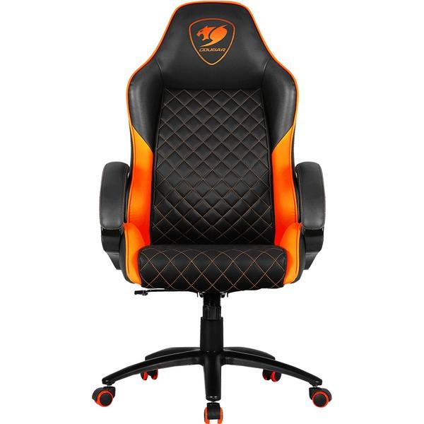 Игровое компьютерное кресло Cougar FUSION ORANGE