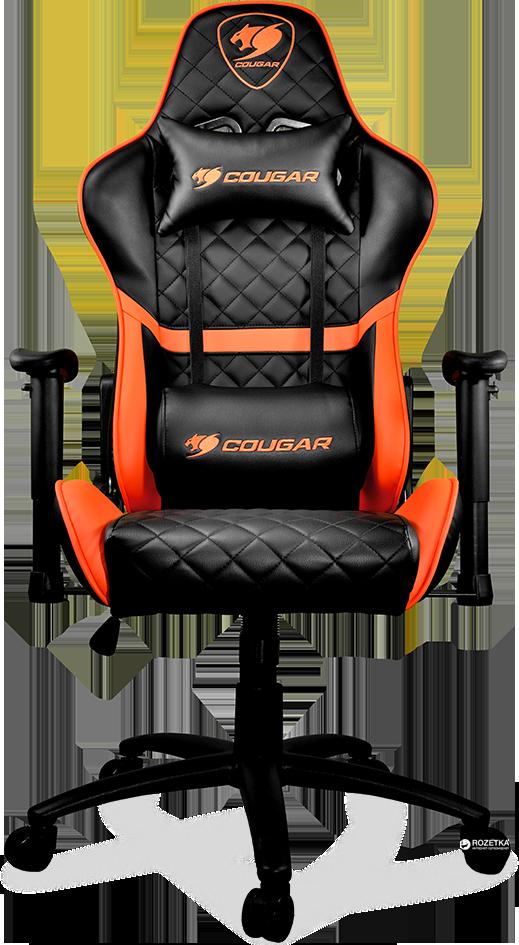Игровое кресло HEC Cougar Armor ONE
