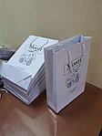 Подарочные пакеты печать логотипа, фото 6