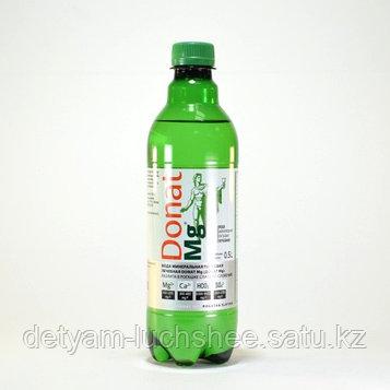 Лечебная,минеральная вода Донат магний,0,5 литра