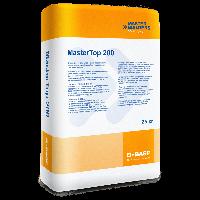 Mastertop 200 сухая смесь для упрочнения поверхности.