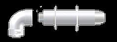Коаксиальная дымовая труба 60\100 Termica, KIT05DA