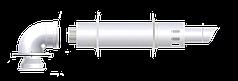Коаксиальная дымовая труба 60\100 Termica, KIT23A