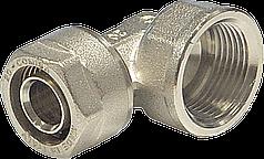 Compipe, Угольник 90° с внутренней резьбой