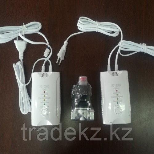 Газоанализатор бытовой с аварийным клапаном HD1000