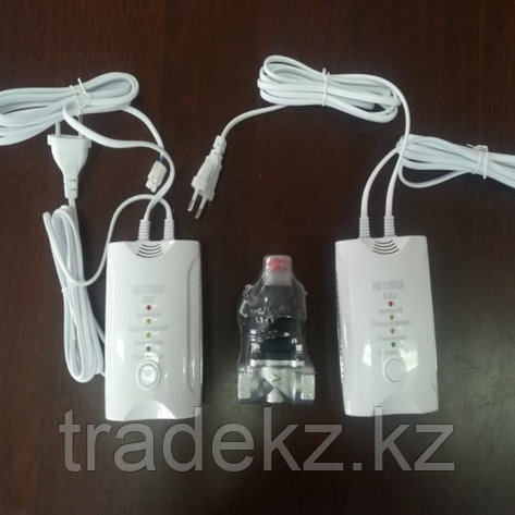 Газоанализатор бытовой с аварийным клапаном HD1000, фото 2