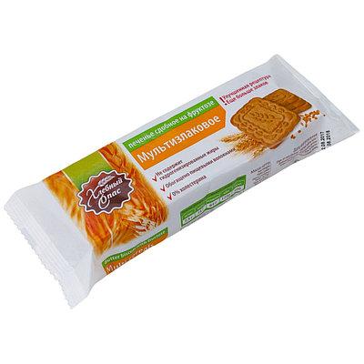 Печенье сдобное на фруктозе мультизлаковое