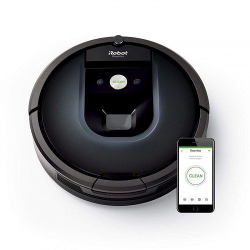 Робот-пылесоc iRobot Roomba 981