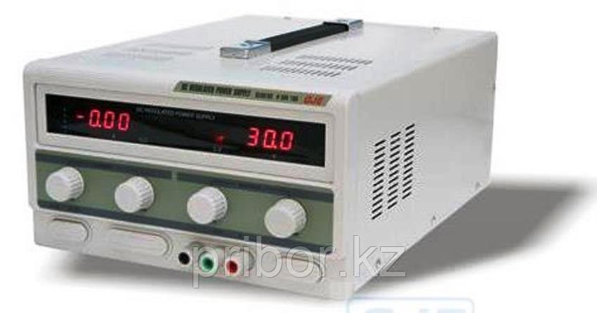 Одноканальный источник постоянного напряжения  (120 В, 3 А) QJ12003S