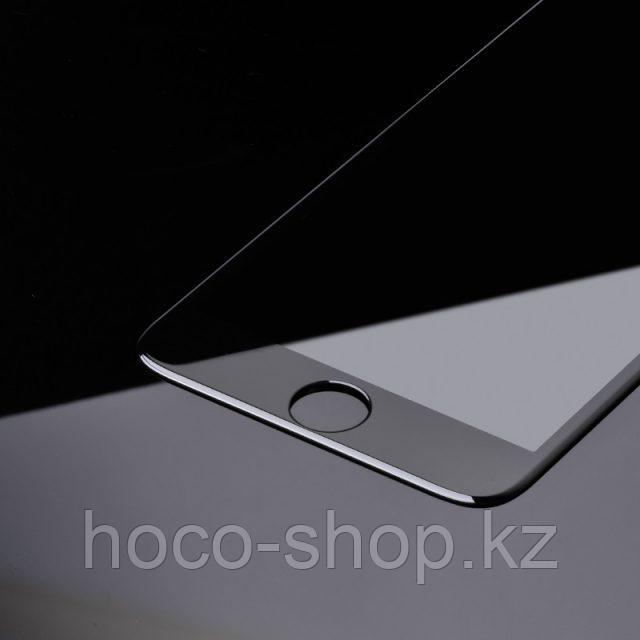 Flash attach G1 полноэкранное HD закаленное стекло для iPhone 7/8 black - фото 6