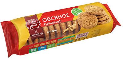 Печенье овсяное особое Хлебный спас