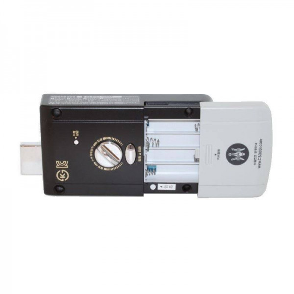 Накладной биометрический кодовый замок H-Gang Guardian TR811 (Prisma M701)