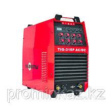 Инверторный сварочный аппарат TIG-315 AC/DC MOSFET MAGNETTA, 380В/50Гц, 20-250А