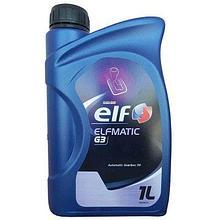 Трансмиссионное масло для АКПП и ГУР Elf Elfmatic G3 1L