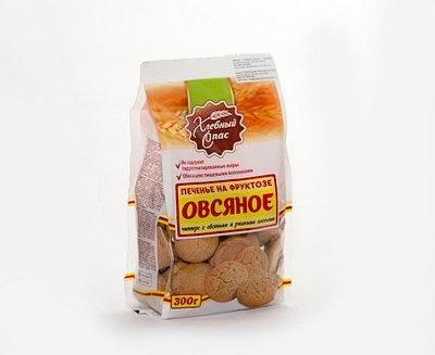 Чипперс печенье на фруктозе овсяные и ржаные хлопья