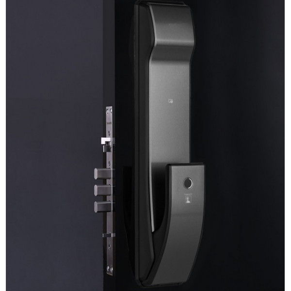 Врезной электронный биометрический кодовый замок Kaadas K9