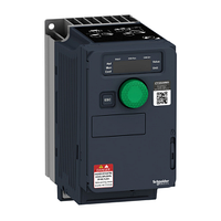 ATV320U06M2C Преобразователь частоты ATV320 компактное исполнение 0.37 кВт 240 В 1Ф
