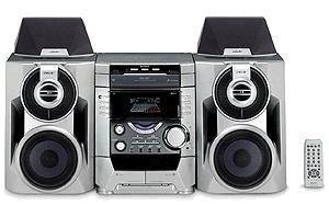 Музыкальный центр Sony HCR BX 7(витрина)