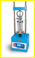 Цифровой тестер трехосного сжатия на 50 кН S301 для грунта
