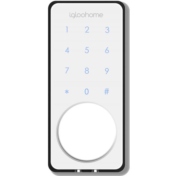 Врезной умный электронный Bluetooth замок Igloohome Deadbolt