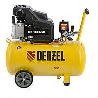 Компрессор воздушный DK1800/50,Х-PRO 1,8 кВт, 280л/мин, 50л// Denzel