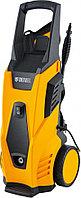 Моечная машина высокого давления HPС-1600, 1600 Вт, 125 бар, 5,5 л/мин, колесная// Denzel