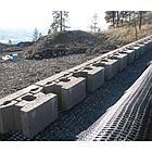 Георешетка для армирования основания авто и ЖД дорог, армирование на слабых грунтах, фото 9
