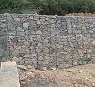 Габион для берегоукрепления, возведения подпорных стен, фото 9