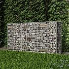 Сварные габионы для ландшафтного дизайна, фото 9