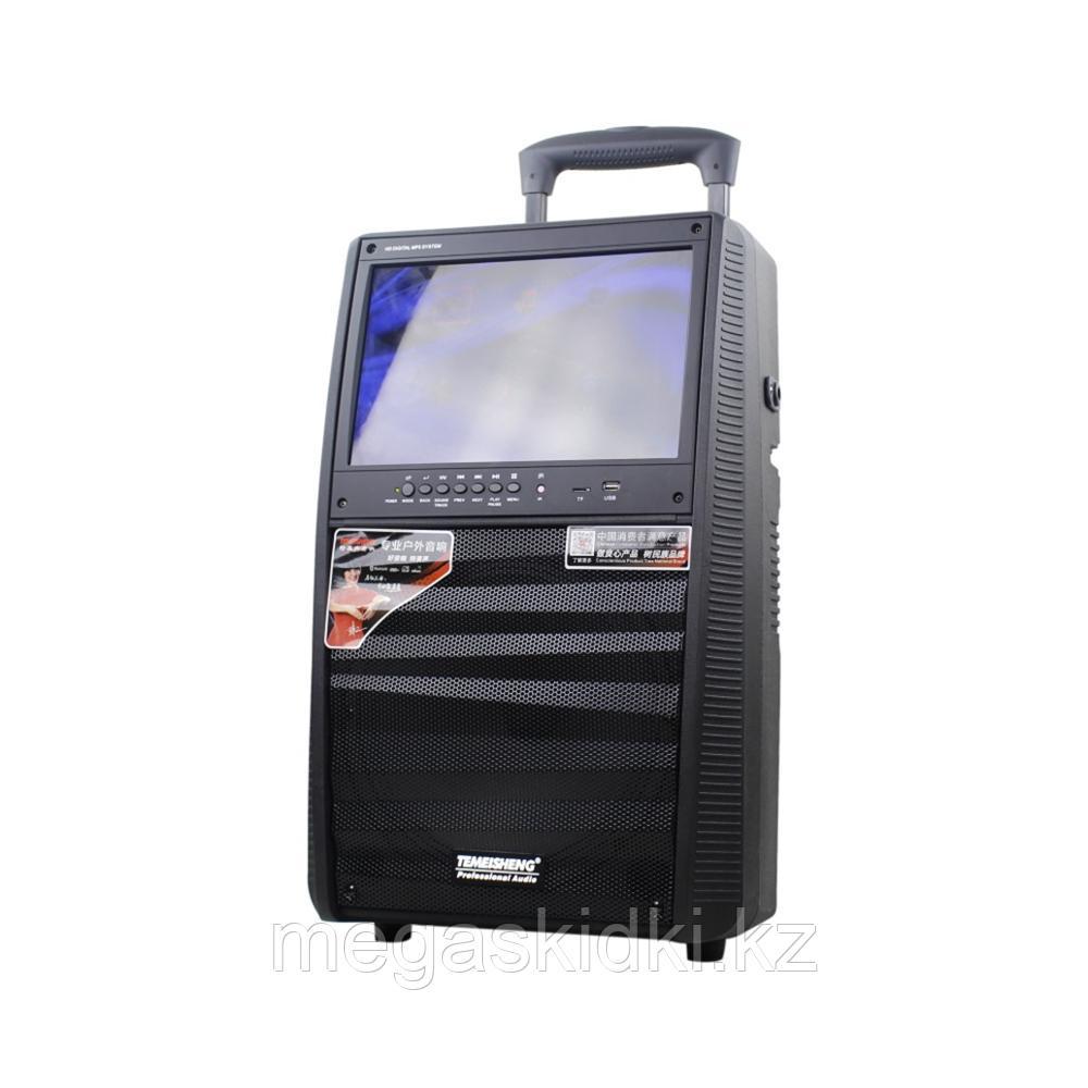 Акустическая система с караоке и LCD монитором Temeisheng A15-30