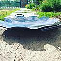 Сковорода из диска бороны D 65 (Ромашка), фото 4