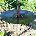 Сковорода из диска бороны D 40 (выдвижная), фото 3