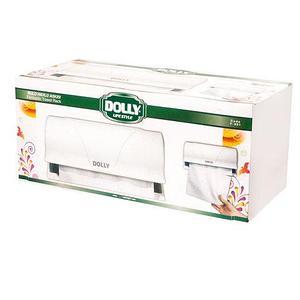 Диспенсер подвесной для полотенец в рулонах DOLLY